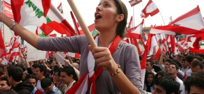 At Last: Women Enter Public Discourse in Lebanon