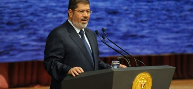 'Domestic Issue Deflection?' Morsi's Call for Syrian Action