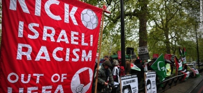 Israel's 'Football Coup' Prompts BDS Focus on Sport