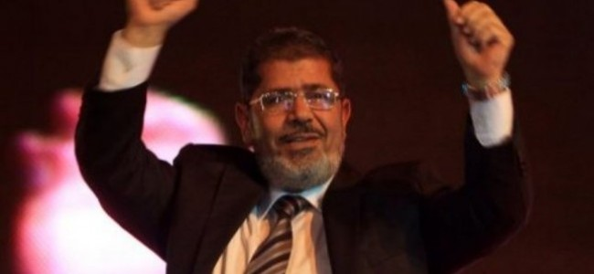 Saudi Authorities Greet Departure of Morsi With…Delight