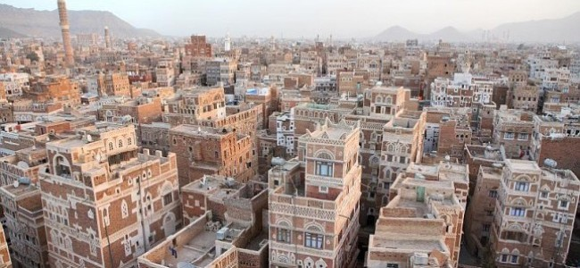A Yemeni Adventure: Wet Aden Heat, Smell of the Sea
