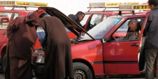 The Trials of A Moroccan Cab Driver in Ramadan