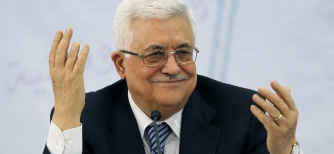 The Weird World of Mahmoud Abbas: No-One's Listening