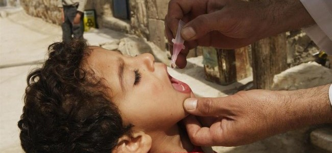 Polio: The Latest Disaster to Befall Assad's Syria