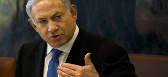 For Netanyahu Iran Is About 'Apocalypse' and 'Mushroom Clouds'