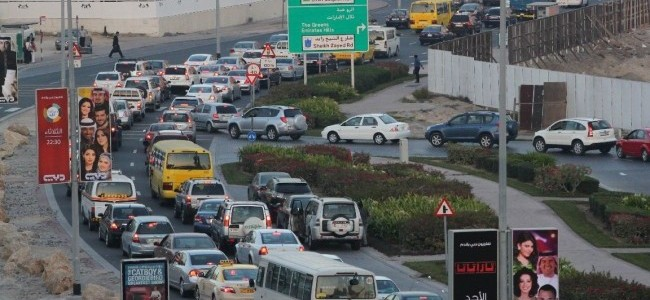 Traffic Increase, Property Prices Rocket: Dubai's 'Groundhog Day'