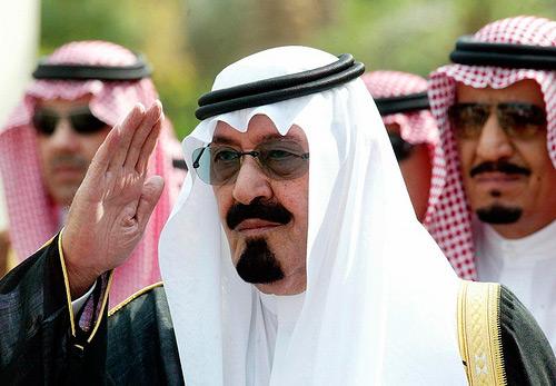 Abdullah+bin+abdul+aziz+al+saud+wives