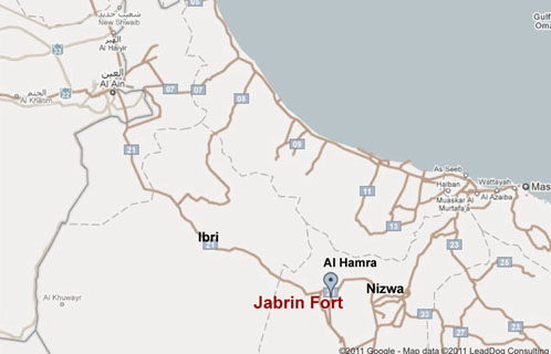 Jabrin - Google Maps copy