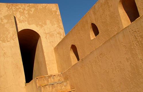 jabrin-exterior-wall