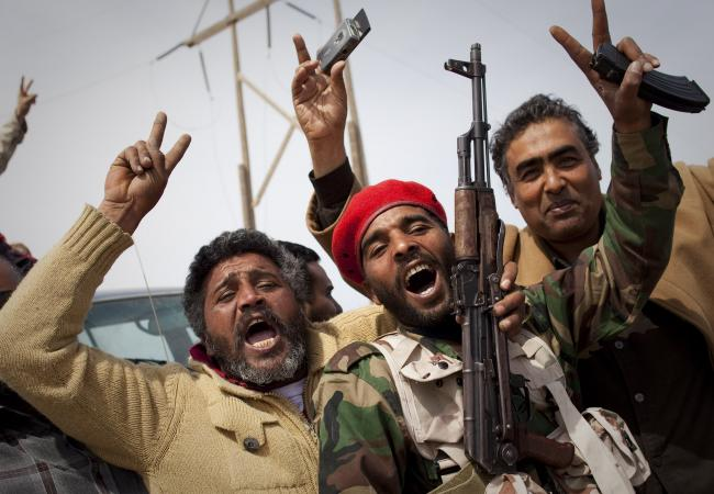 Riddle Me This: Paper of Record Puzzled by Death Count Claims libyan rebels