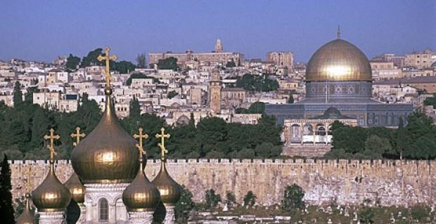 Holy Land Tour Panorama