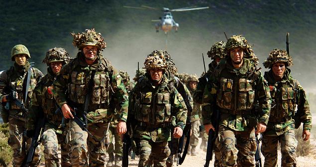 NATO- who do they serve