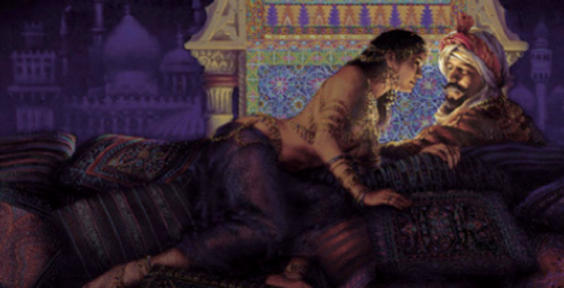Tales From Prison A New Twist On 1001 Nights