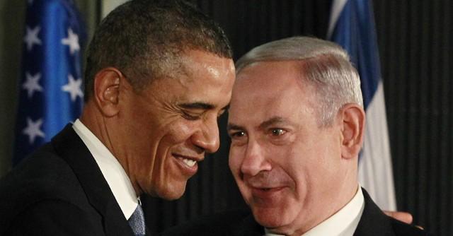 U.S. President Barack Obama participates in a news conference with Israel's Prime Minister Benjamin Netanyahu in Jerusalem