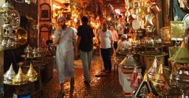 Morocco-Marrakech-Medina-Souk-1