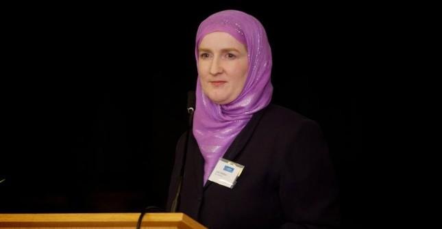 Julie Speaking