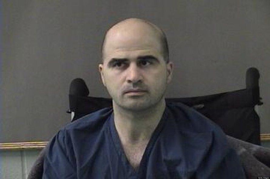 Maj. Nidal Hasan Moved To Jail