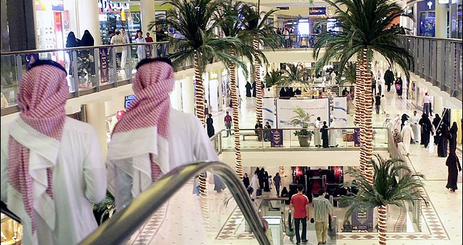 Riyadh-shopping-mall