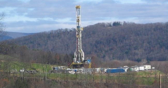 shale drilling