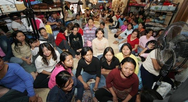 Jordan workers