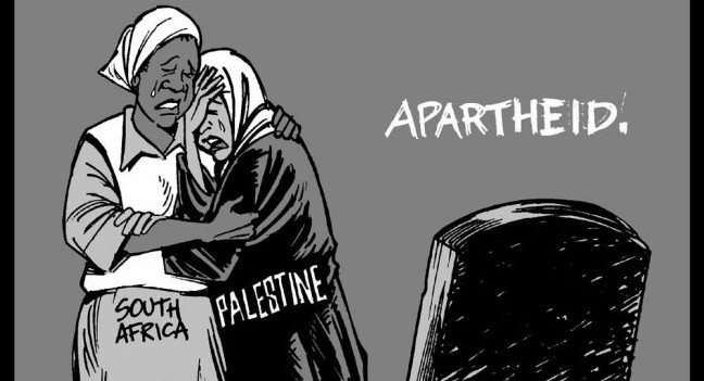 apartheid-israel-south-africa